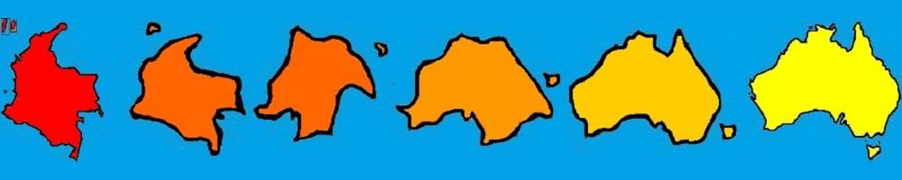 De Colombia Hacia Australia